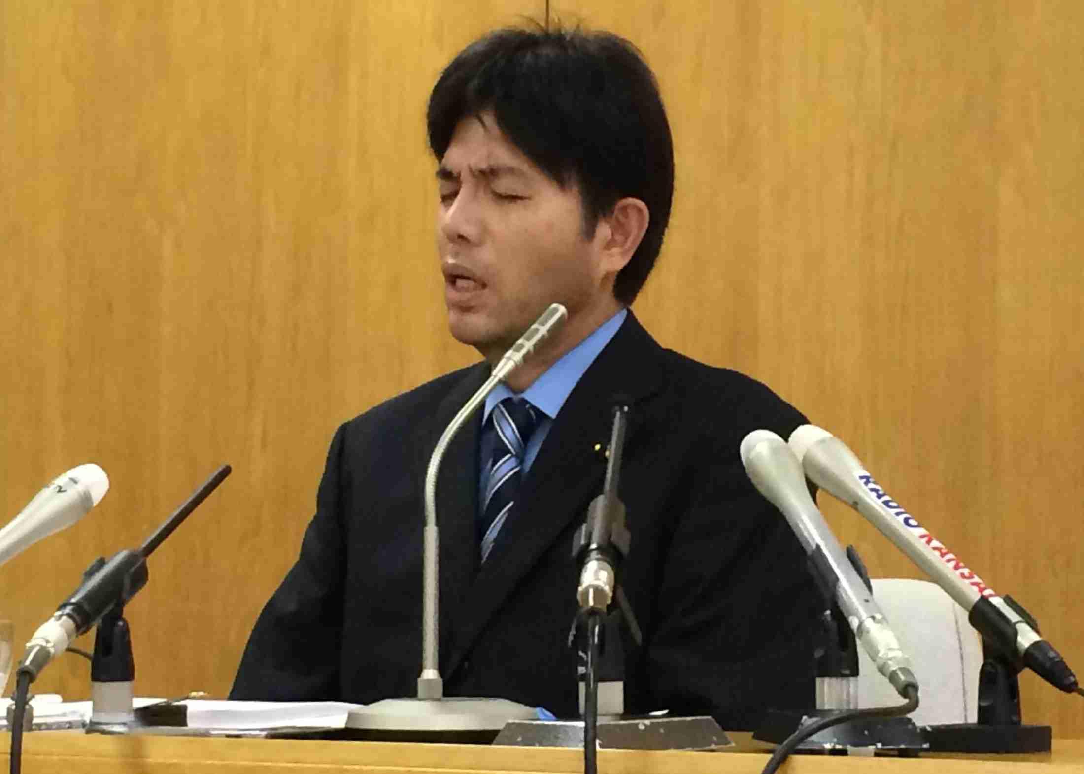 <野々村元県議>懲役3年、執行猶予4年の判決 神戸地裁 (毎日新聞) - Yahoo!ニュース