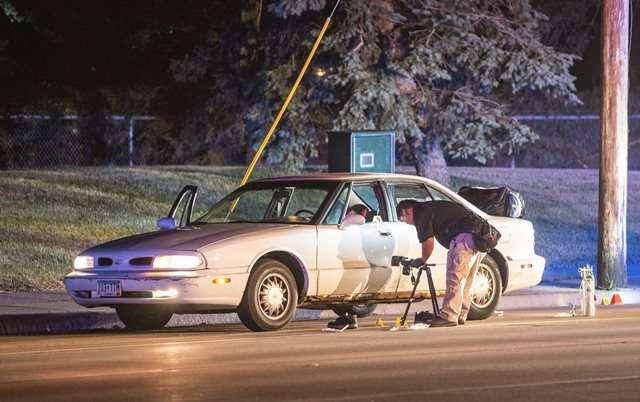 CNN.co.jp : 米ミネソタ州で警官が黒人男性射殺、婚約者が動画公開 - (1/2)