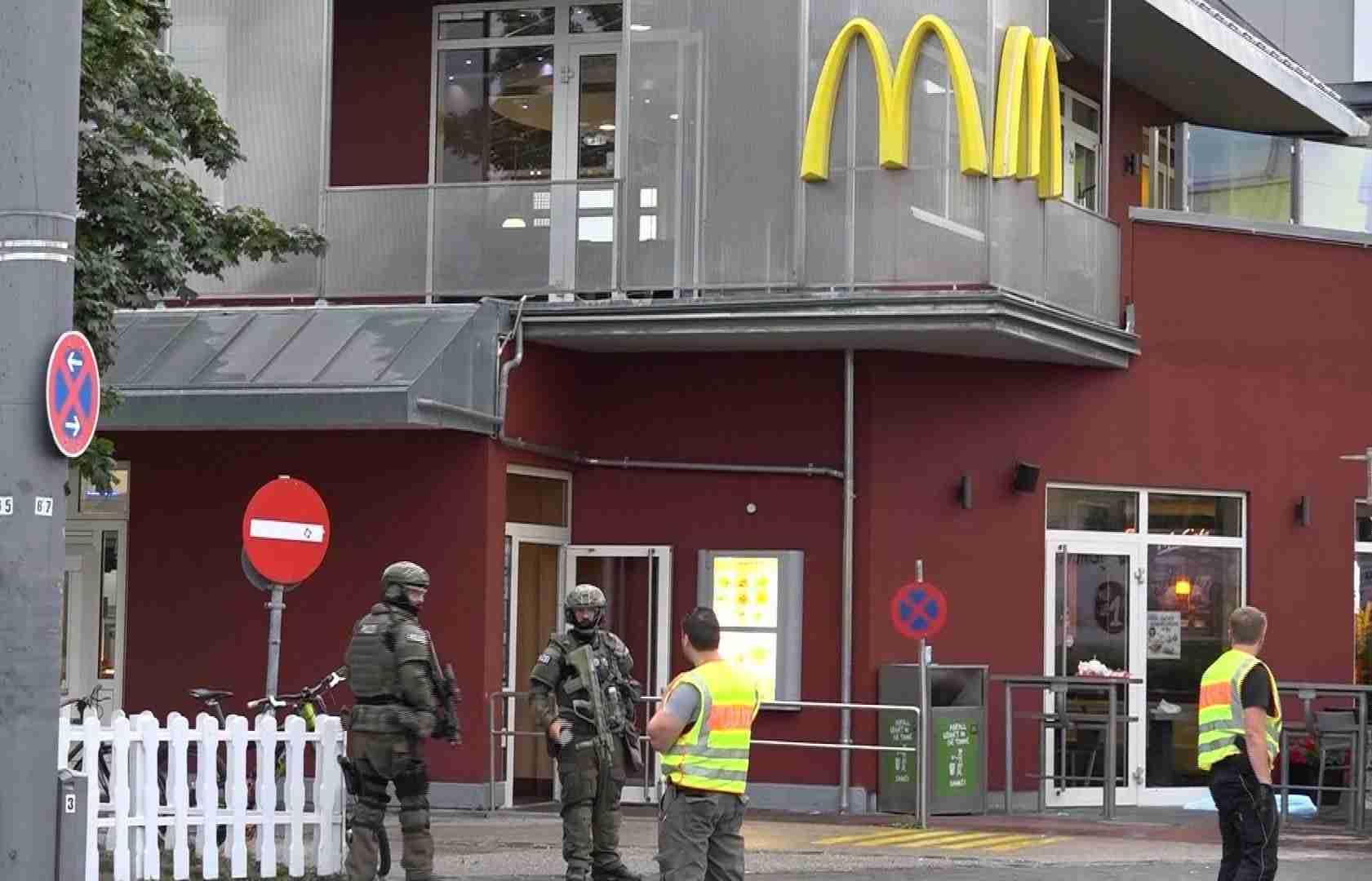 <独銃乱射>「バーガー店で食べる子供の顔に発砲とは…」 (毎日新聞) - Yahoo!ニュース