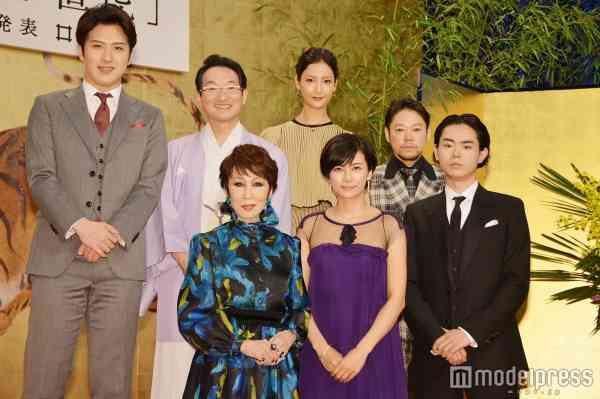 柴咲コウ主演大河、菅田将暉・菜々緒ら新たな出演者発表 - モデルプレス