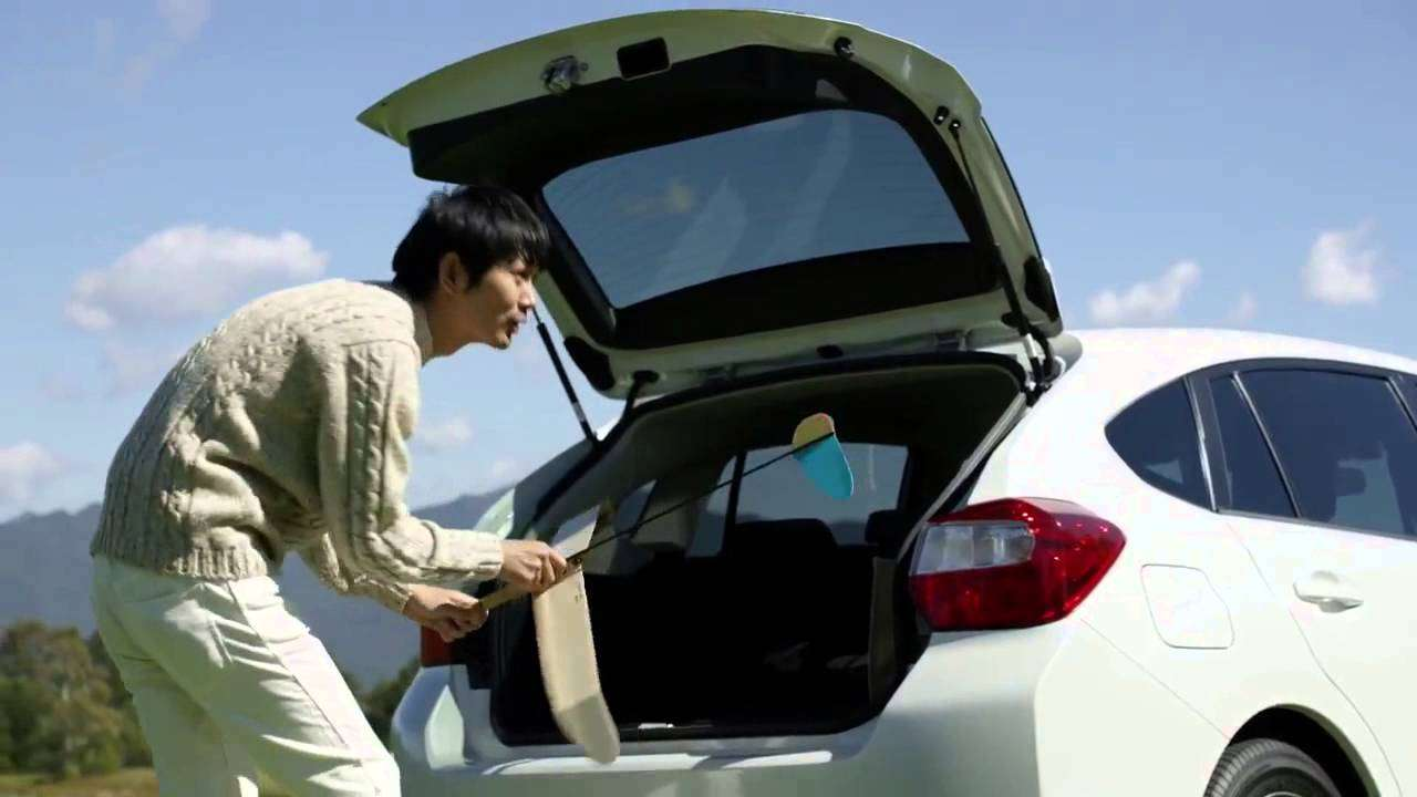 2015 Subaru Impreza Sport CM Japan 11 (スバルインプレッサスポーツ) - YouTube
