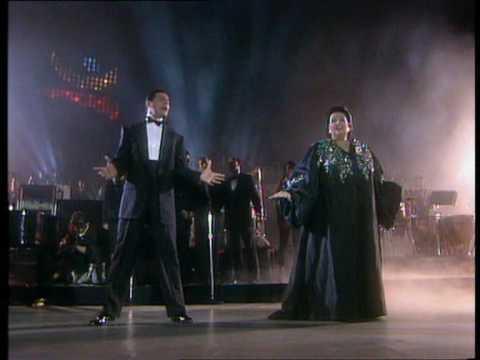 Barcelona (Live) - Freddie Mercury & Montserrat Caballé - 1988 - YouTube