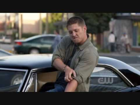 Supernatural Dean singing ''Eye of the tiger'' - YouTube