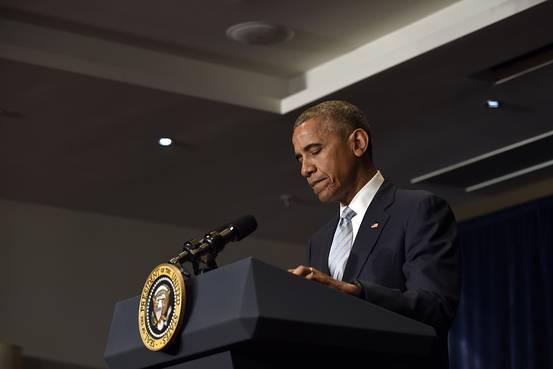 オバマ大統領「根深い人種かい離を反映」―黒人射殺事件 - WSJ