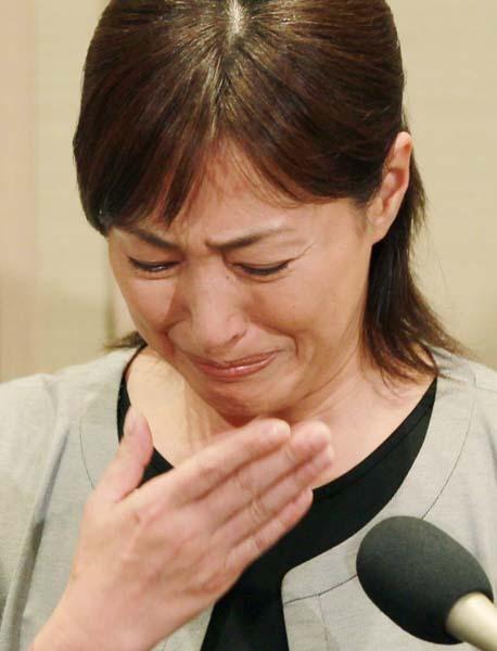 """高島礼子の""""涙の謝罪会見"""" 芸能リポーターはどう見たか? (日刊ゲンダイ) - Yahoo!ニュース"""