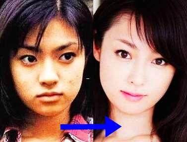 深田恭子、セクシーすぎる胸にくぎ付け