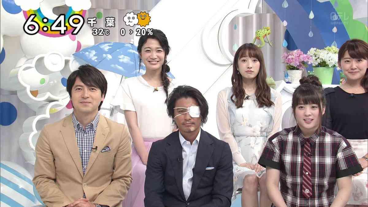 【何があった】TOKIO山口達也がZIPにボコボコ姿で登場!ネットざわつく