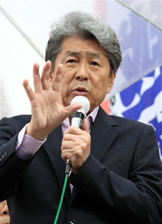 鳥越俊太郎氏が安倍首相を批判「幻想振りまいてるだけ」 - ライブドアニュース