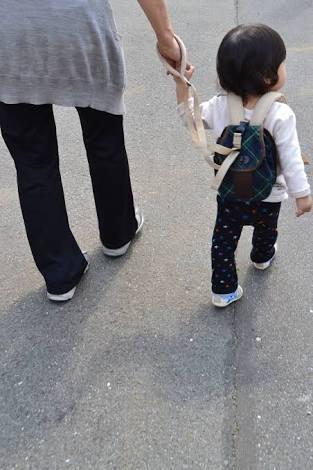 子供のハーネス
