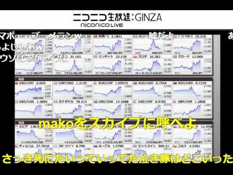 2016 08 28 大根&パン粉(ゲスト mof ミミ香大佐)【ニコ生】 - YouTube
