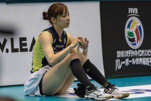 【実況・感想】リオオリンピック バレーボール女子 日本対アルゼンチン