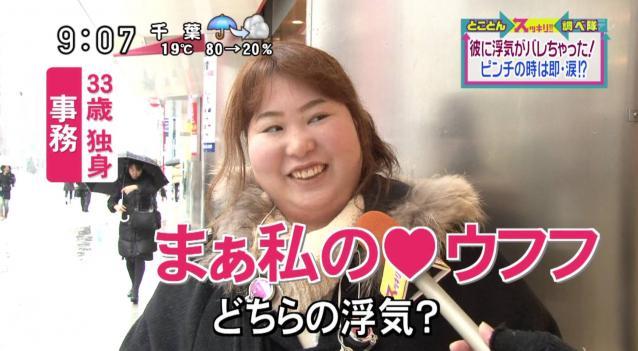 NON STYLE井上裕介「ぽっちゃり女子好き」を告白