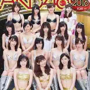 AKB48グループ80人の水着写真集、乃木坂46に及ばず