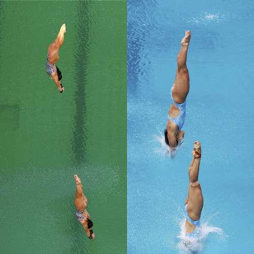 リオ プール 緑色 に対する画像結果