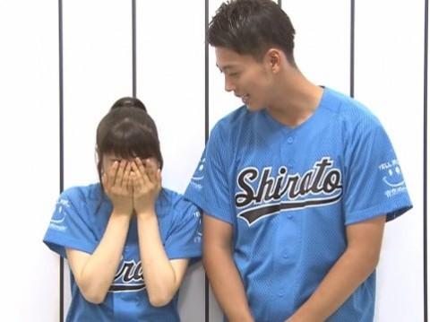 体育大の土屋太鳳、始球式結果に涙が… - 動画 - Yahoo!映像トピックス