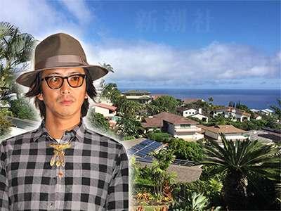 【SMAP解散】木村拓哉が滞在した「ハワイ2億円別荘」 ジュリー氏所有の部屋から車で10分