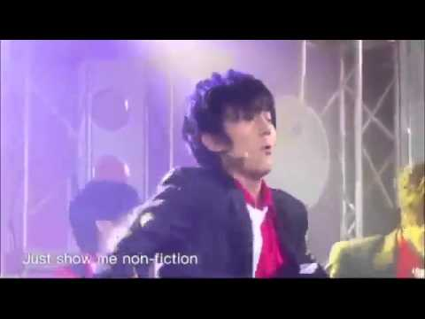 【まいジャニ】SHOW TIME 2/1「Explosion」 - YouTube