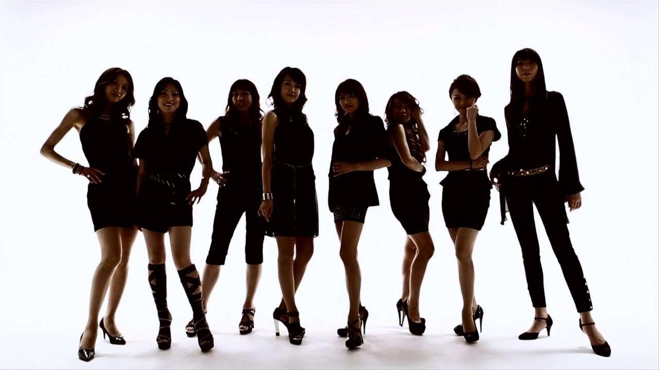 Forever Girl/TEAM美魔女 [PV FULL] - YouTube