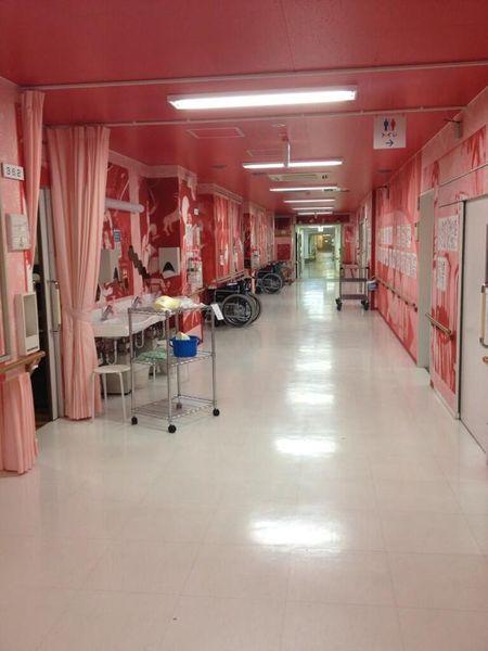 まるでサイレントヒルのような狂気にあふれた病院が実在した…!