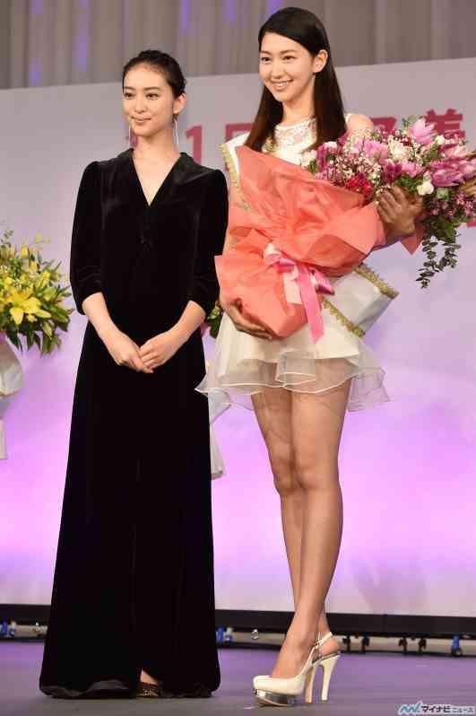 ミス美しい20代グランプリは長身の空手美女!