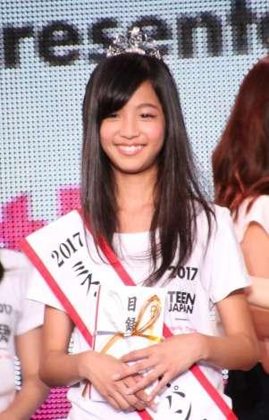 10代限定「ミス日本」 最年少12歳の糸瀬七葉さんがグランプリに