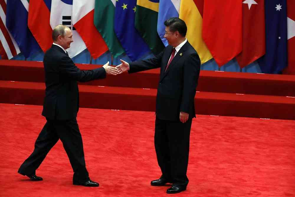 <プーチン大統領>習主席にアイスを土産…蜜月演出 (毎日新聞) - Yahoo!ニュース