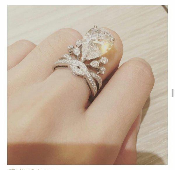 結婚指輪を決めるまで何軒回りましたか?