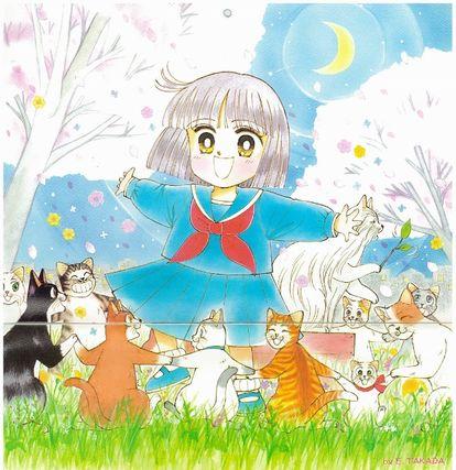 猫キャラクターねこねこ幻想曲