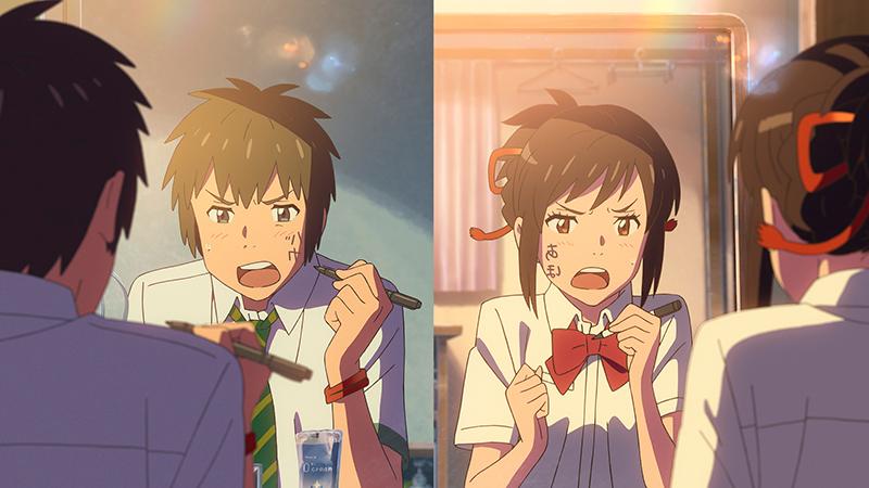 『君の名は。』興行収入100億円を突破 ジブリ以外のアニメ作品で初の快挙