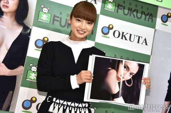 平愛梨、長友佑都選手との結婚に言及 - モデルプレス