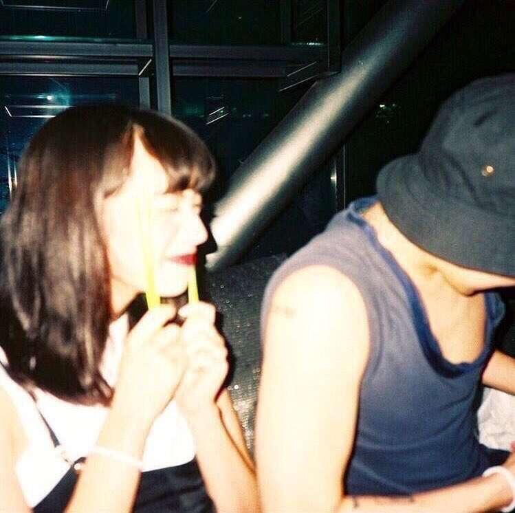 G-DRAGON、プライベート写真流出が報じられる…小松菜奈との熱愛説再び?