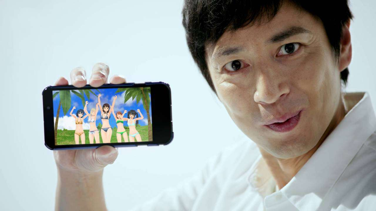 【スクストTVCM】徳井さんと水着フェスティバル - YouTube