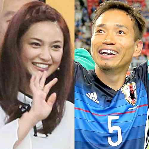アモーレ長友、平愛梨と「いつでも結婚したい」 : スポーツ報知