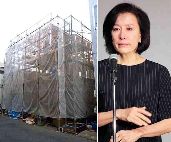 高畑淳子は熱心に草むしりも…建設中「2億円豪邸」売却か