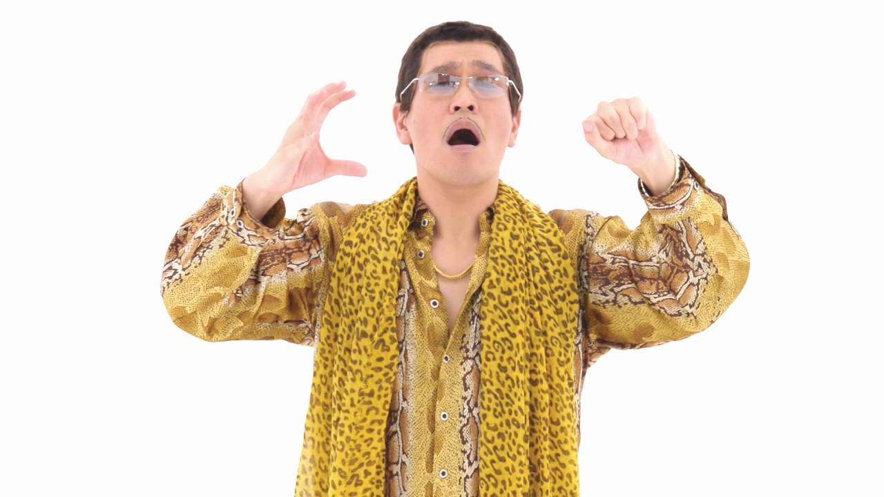 PPAP(Pen-Pineapple-Apple-Pen Official)(PPAP)ペンパイナッポーアッポーペン/PIKOTARO(ピコ太郎) - YouTube