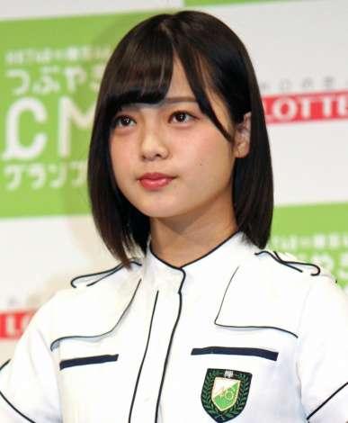 欅坂46、平手友梨奈が3作連続センター 前作3列目4人がフロントに   ORICON STYLE