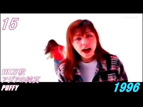 90年代全名曲ミリオンヒット 1990-2000 - YouTube