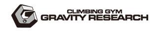 GRAVITY RESEARCH 梅田 | クライミング(ボルダリング・スポーツクライミング)ジム グラビティ リサーチ GRAVITY RESEARCH