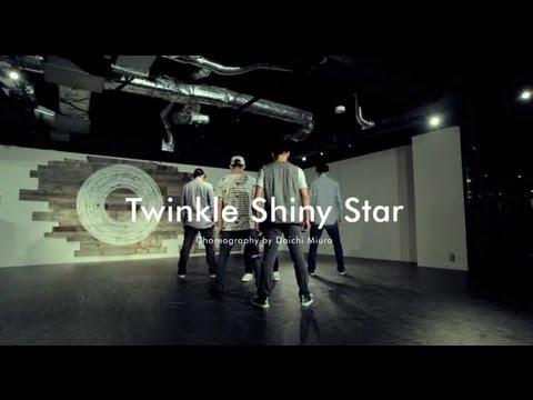 三浦大知 / 「Twinkle Shiny Star -CHOREO VIDEO-」from NEW SINGLE『GO FOR IT』(CHOREO VIDEO盤) - YouTube