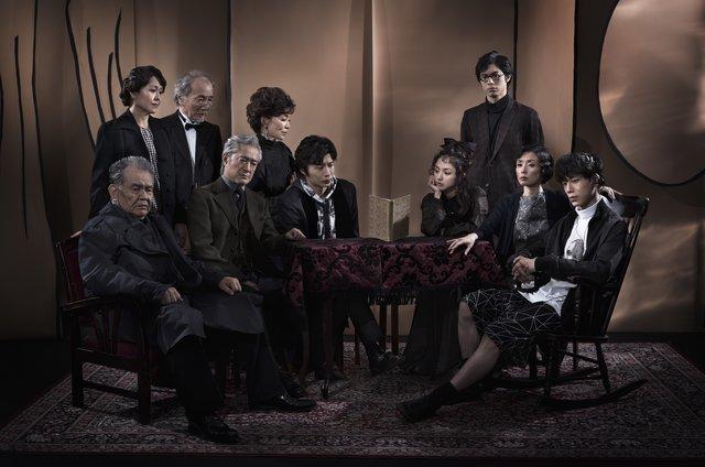 チェーホフの『かもめ』に満島ひかり、田中圭、坂口健太郎らが挑む | エンタステージ
