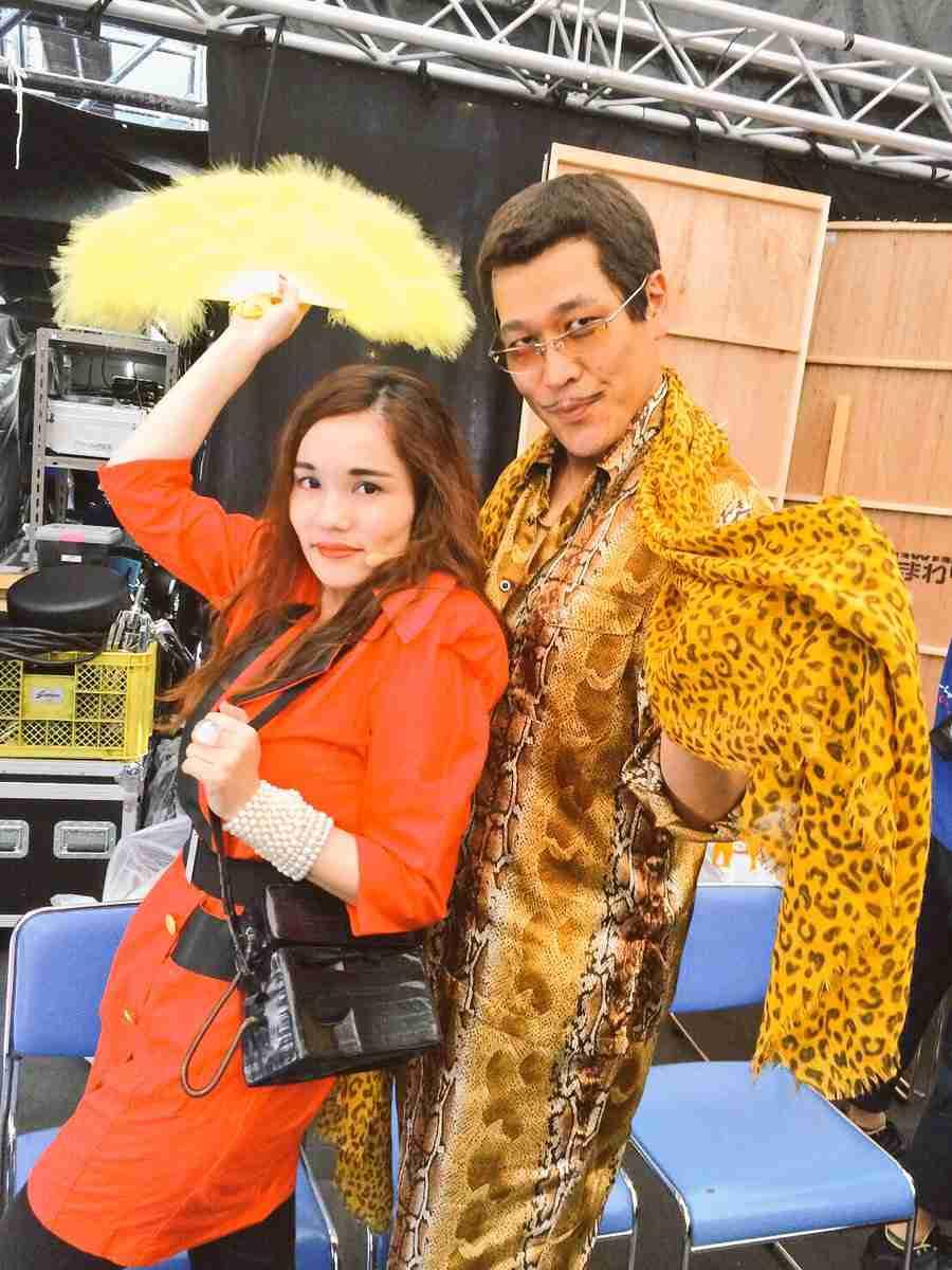 ピコ太郎と平野レミ
