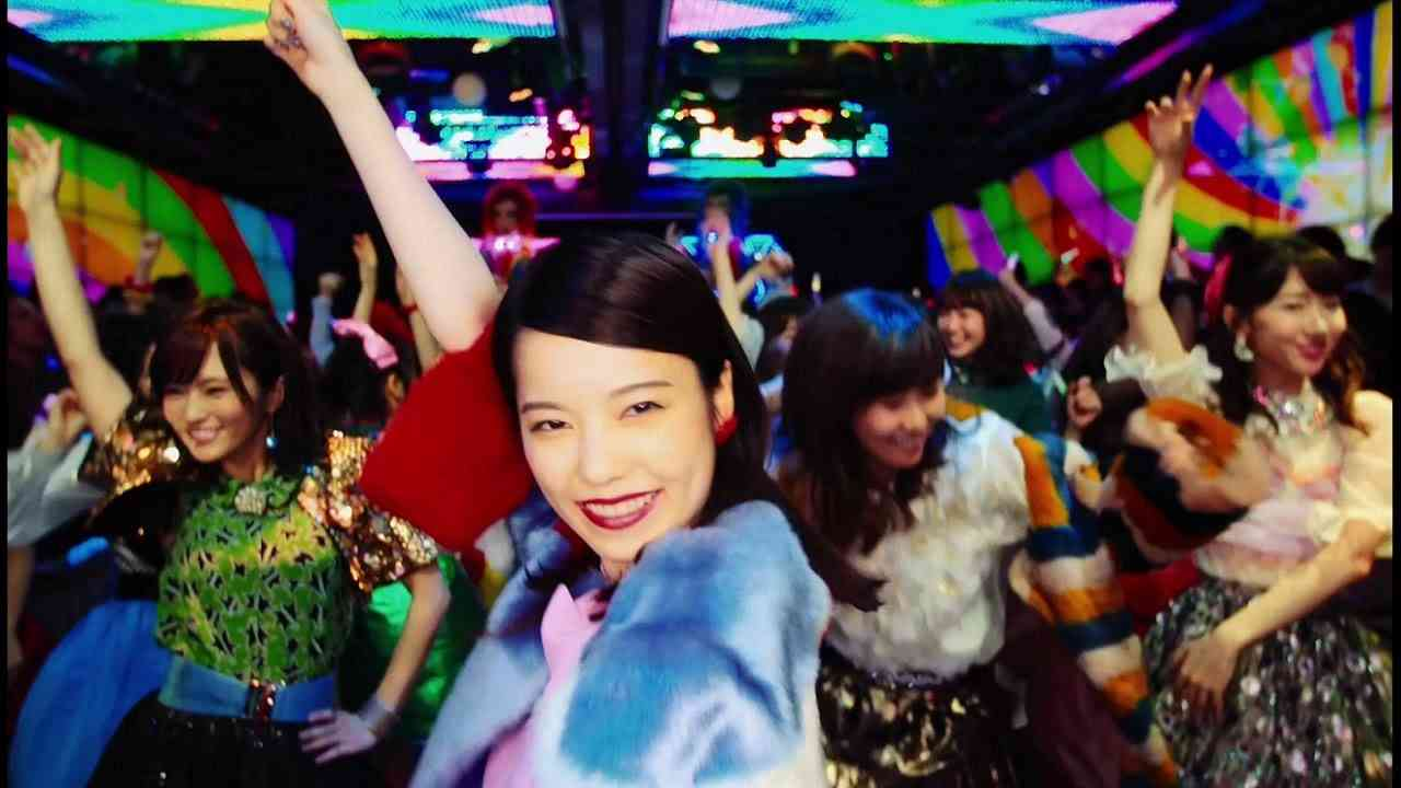 【MV full】ハイテンション / AKB48[公式] - YouTube