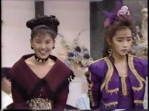 南野陽子 ベストテン 秋からもそばにいて 19881103 - YouTube