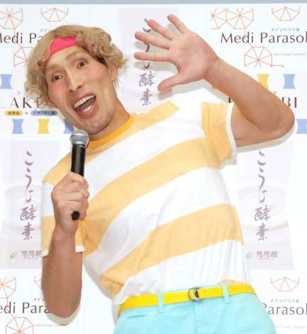 """LUNA SEAのINORAN、まさかの""""りゅうちぇる""""化に!ファン「それでもカッコいい」"""