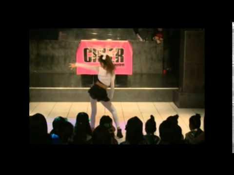 J☆Dee'Z Nono ソロダンス - YouTube