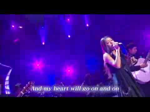 Yuna Ito - My heart will go on - YouTube