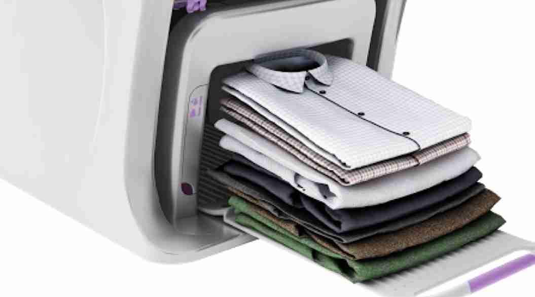 「全自動洗濯物たたみ機」がついに出た!家事がますますラクになる | TABI LABO
