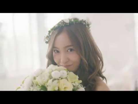 板野友美 ベルクラシック ウエディングブランド「Petit Tomo」 TVCM 2016年 - YouTube