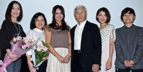 加藤夏希、産後もさびないトーク 主演作封切りも「DVD発売の頃に離婚しないよう…」