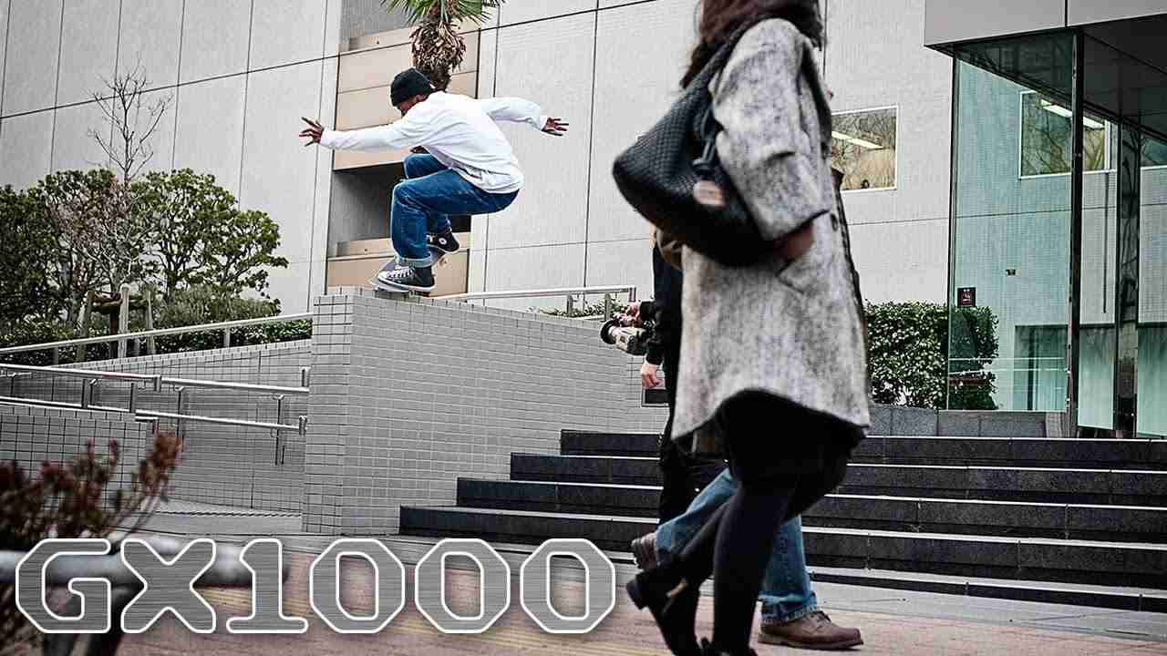 GX1000: Japan - YouTube